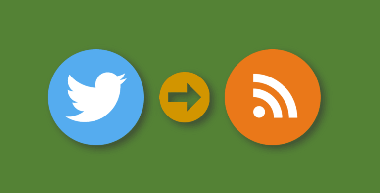 Reclaiming Time with Twitter-as-RSS