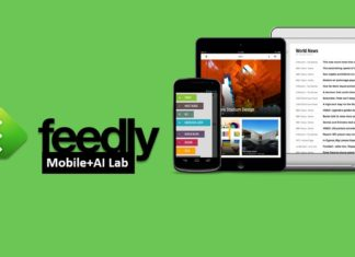 Feedly Mobile+AI Lab