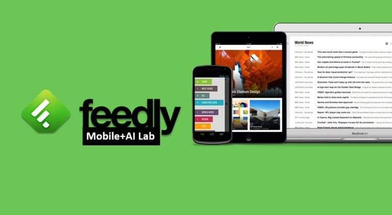 Feedly introduces the Mobile+AI Lab