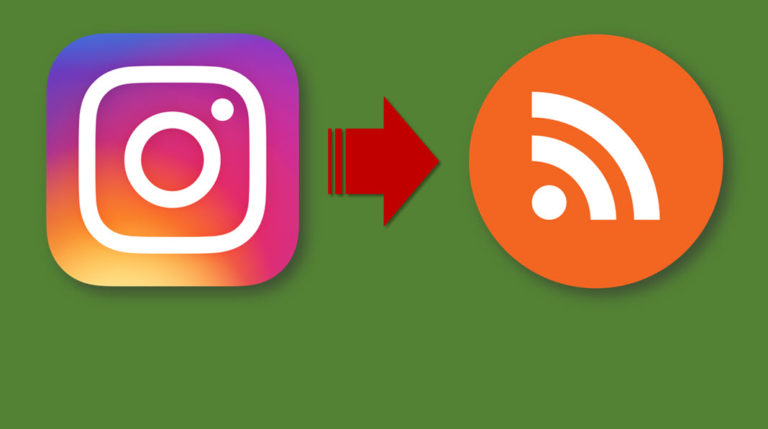 How to Follow Instagram Hashtag and User Feeds Using RSS