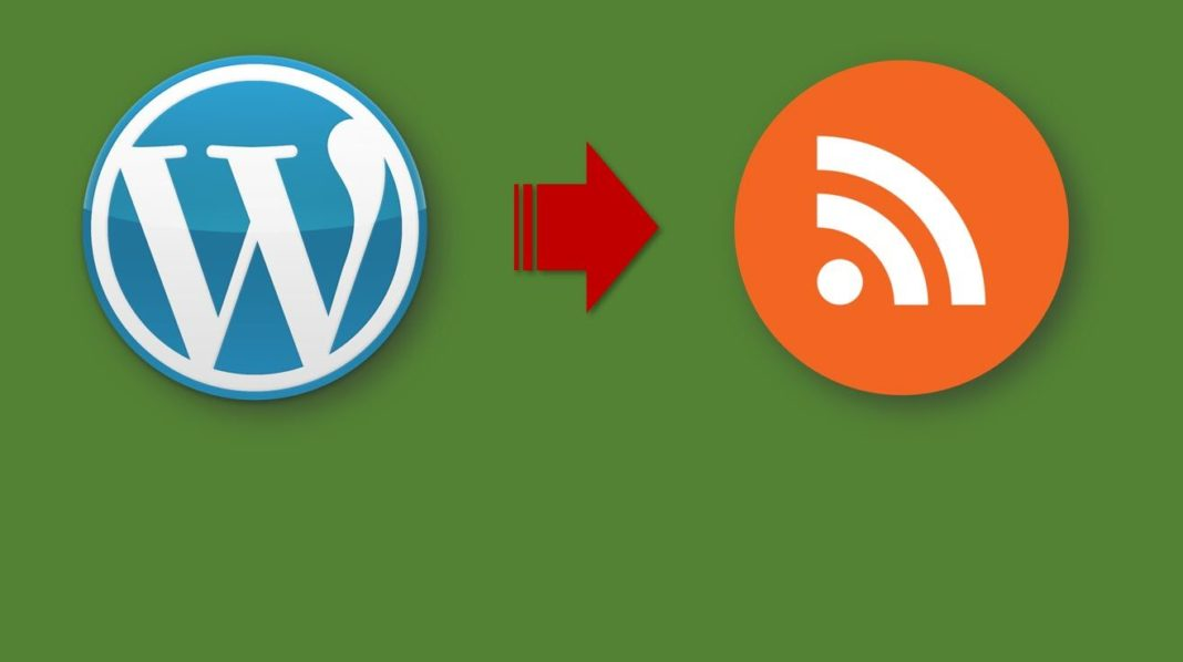 WordPress2RSS