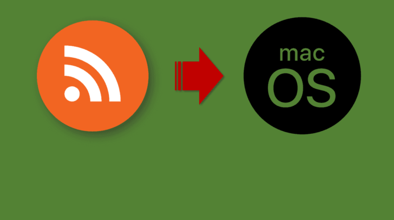 Feed Compass 1.0 released: RSS feeds preview and subscription for MacOS